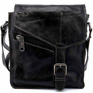 Leather Crossbody Bag - Venice Beach